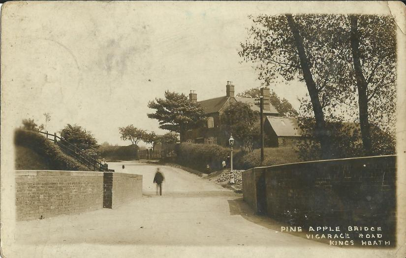 Pineapple Farm, Kings Heath