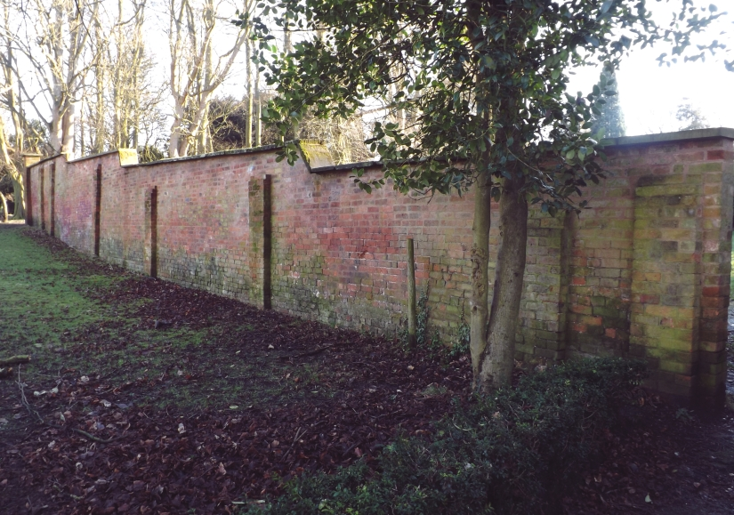 Henburys Wall, Highbury Park