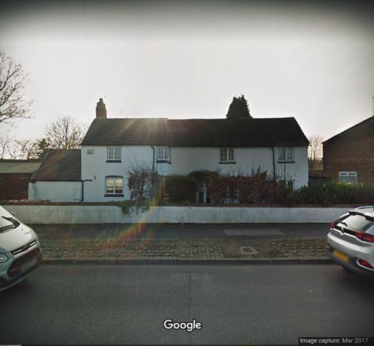 Old Cottages (?) Moor Street