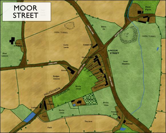 Moor Street Hamlet